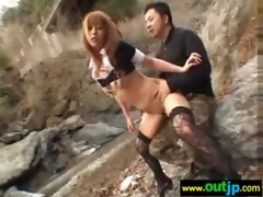 out in wilds oriental gals love to fuck hard