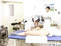 observation day at the japanese nurse sex hospital