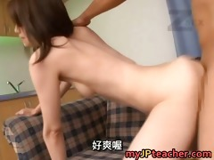 maki houjo sexy oriental teacher enoys part3