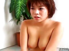hawt mai haruna enjoying threesome hot perverted