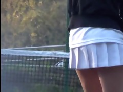 sports voyeurism. tennis pulse upskirt 8