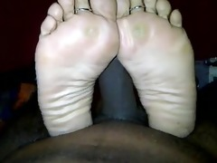 matured indian feet