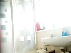 hot indian teen shower