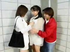 hawt japanese lesbian babes 11d uncensored