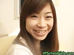 ami hinata pleasant asian schoolgirl enjoys part9