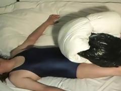 japanese crossdresser orgasms 5