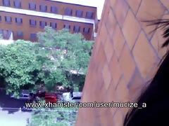 balkony livecam show