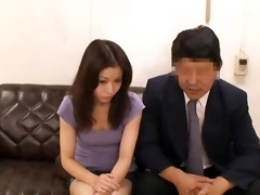 officegirl job interview gone bad 11