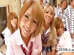 subtitles japanese schoolgirls raunchy truth or
