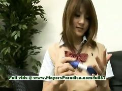 risa tsukino virginal chinese angel is a cute