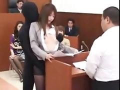 japanese chick lawyer acquires screwed by a