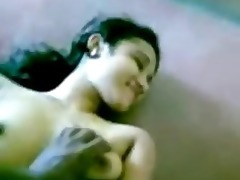 hawt indian college angel enjoyed with her bf in