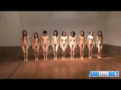 naked japanese sweethearts