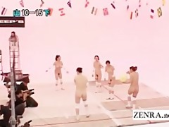 subtitled nudist japan milfs volleyball and cum