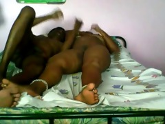 southindian cheating aunty with her bf-ii