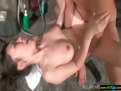 sexy japanese angel love to be screwed hard