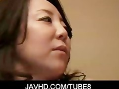 pleasant oriental hotty sachiko pair teasing and