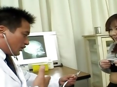 japanese doctor and japanese asshole