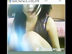 camfrog natalie show gorgeous body on livecam