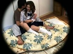 spycam juvenile schoolgirl enticed