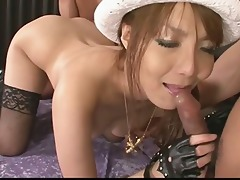 wicked and gorgeous playgirl yuna hirose knob