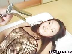 kaoru mugi oriental playgirl is in gang group-sex