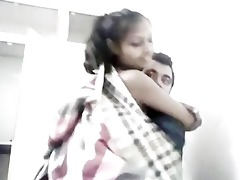 indian legal age teenager couple having sex
