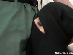 lustful muslim gal receives down to engulf