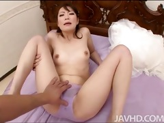 japanese model tomoka sakurai filled with cock