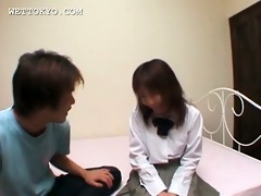 oriental legal age teenager gal acquires talked