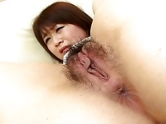 hawt oriental babe nailed to the max
