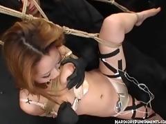 japanese sex serf suspended given electroshock