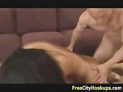 oriental mya and latina monique hawt interracial