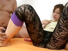 japanese bitch yukina momose gangbanged by rods