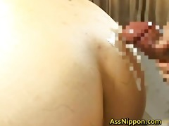 rica asian doll is drilled hard grom