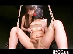 concupiscent bondaged sex by lustful hotty 113