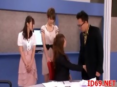 japanese av model in a urinate episode