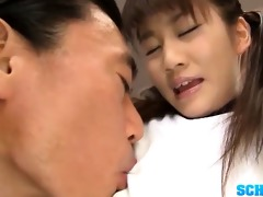 yuri shinomiya schoolgirl cookie fucked in the