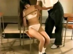 hot and sexy asian hottie just love bdsm