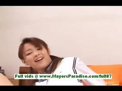 akane sakura juvenile japanese schoolgirl in