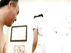 rika nagasawa cut asian nurse is up for
