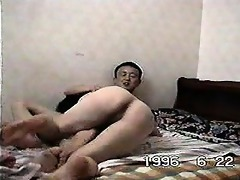 oriental playgirl knows how to ride her dude