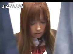 japanese schoolgirl creampie drilled in teach 112