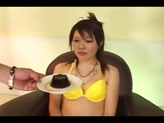 great tugjob of sexually excited oriental hotty