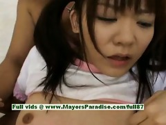 shoko yokoyama sinless chinese hotty enjoys a